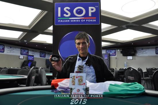 Vinicio Cardellini, vincitore del Mixed Event