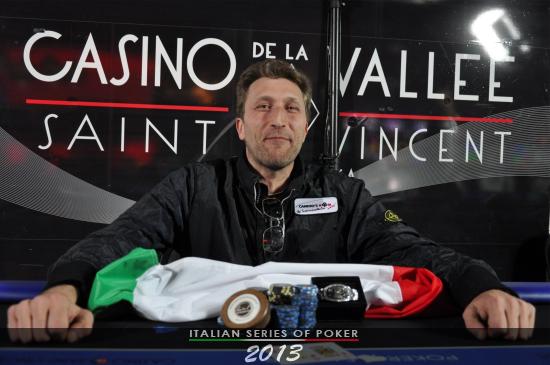 """Roberto Colombo, vincitore dello """"special event"""" dei giornalisti"""