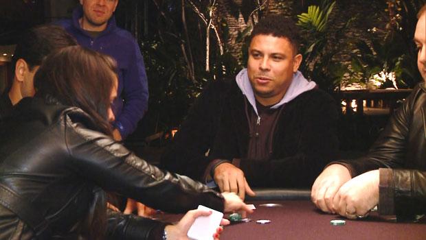Ronaldo nazario poker trainer