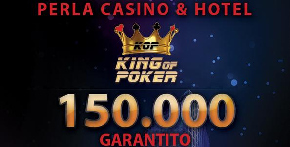 Casino perla poker orari