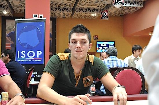 Robert Magda, chipleader day1C
