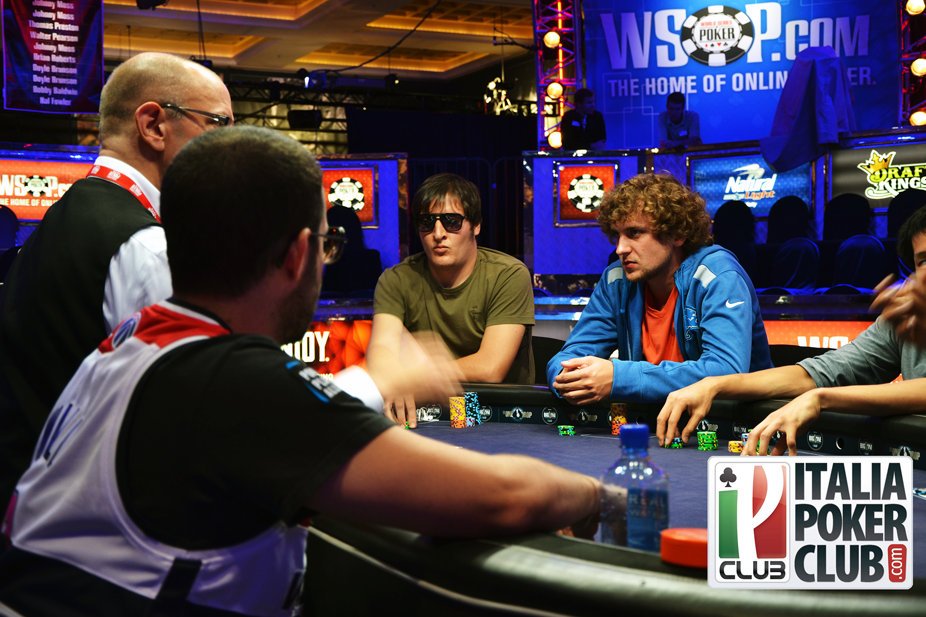 Oxford poker society