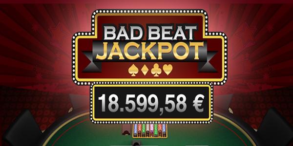 poker bad beat jackpot tipping