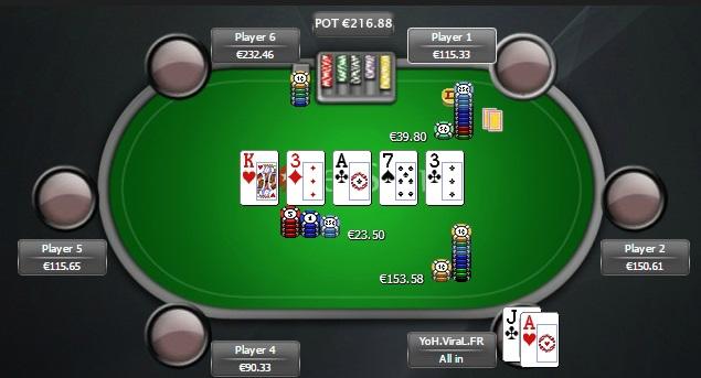 """Cash Game Analysis - Una mano giocata da Johan """"Yoh.Viral ..."""