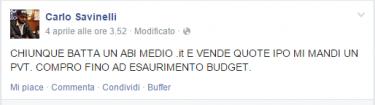 post_savinelli