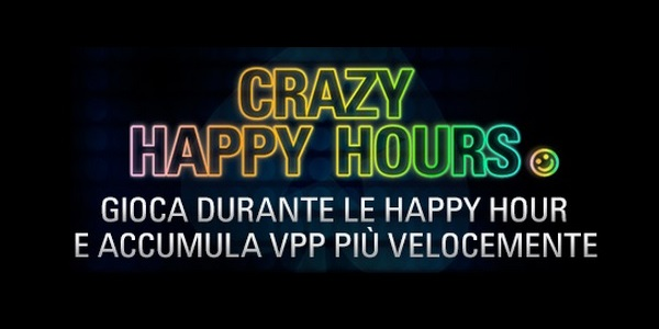 PokerStars Happy Hours