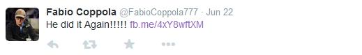 coppola tweet