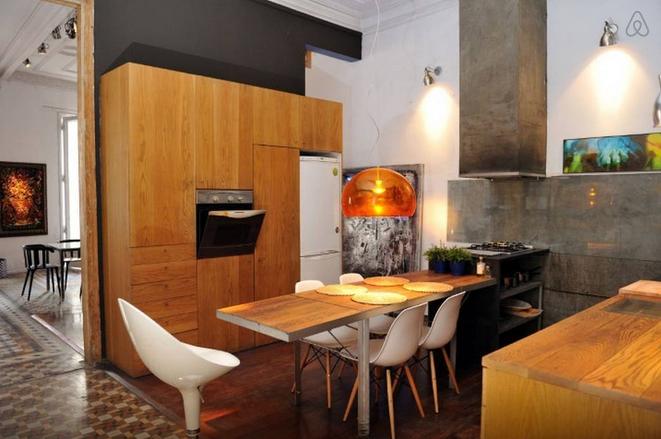 L ept di barcellona tra lusso e comfort le migliori for Centro soluzioni airbnb
