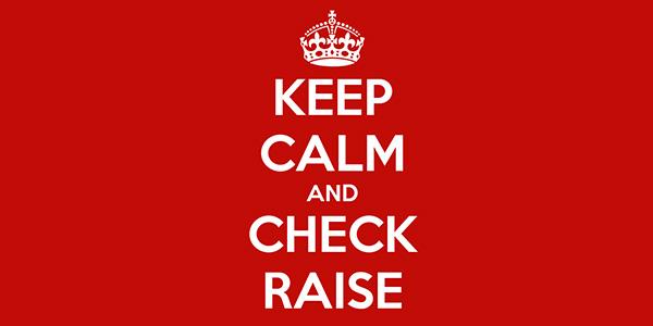 check raise poker club