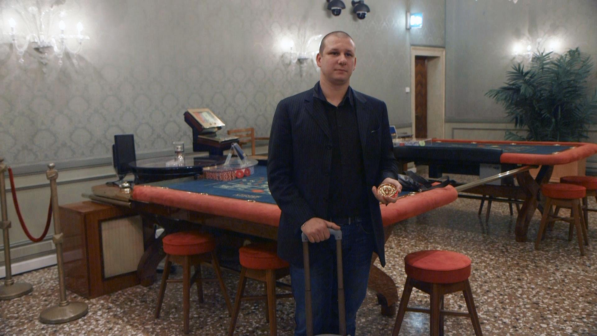 Sanremo casino torneo poker
