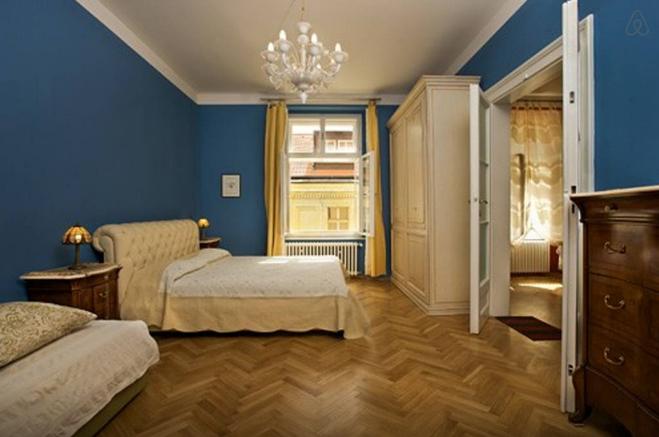Ept praga le soluzioni ideali di airbnb per i for Centro soluzioni airbnb