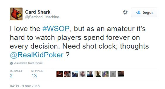 tweet shot clock