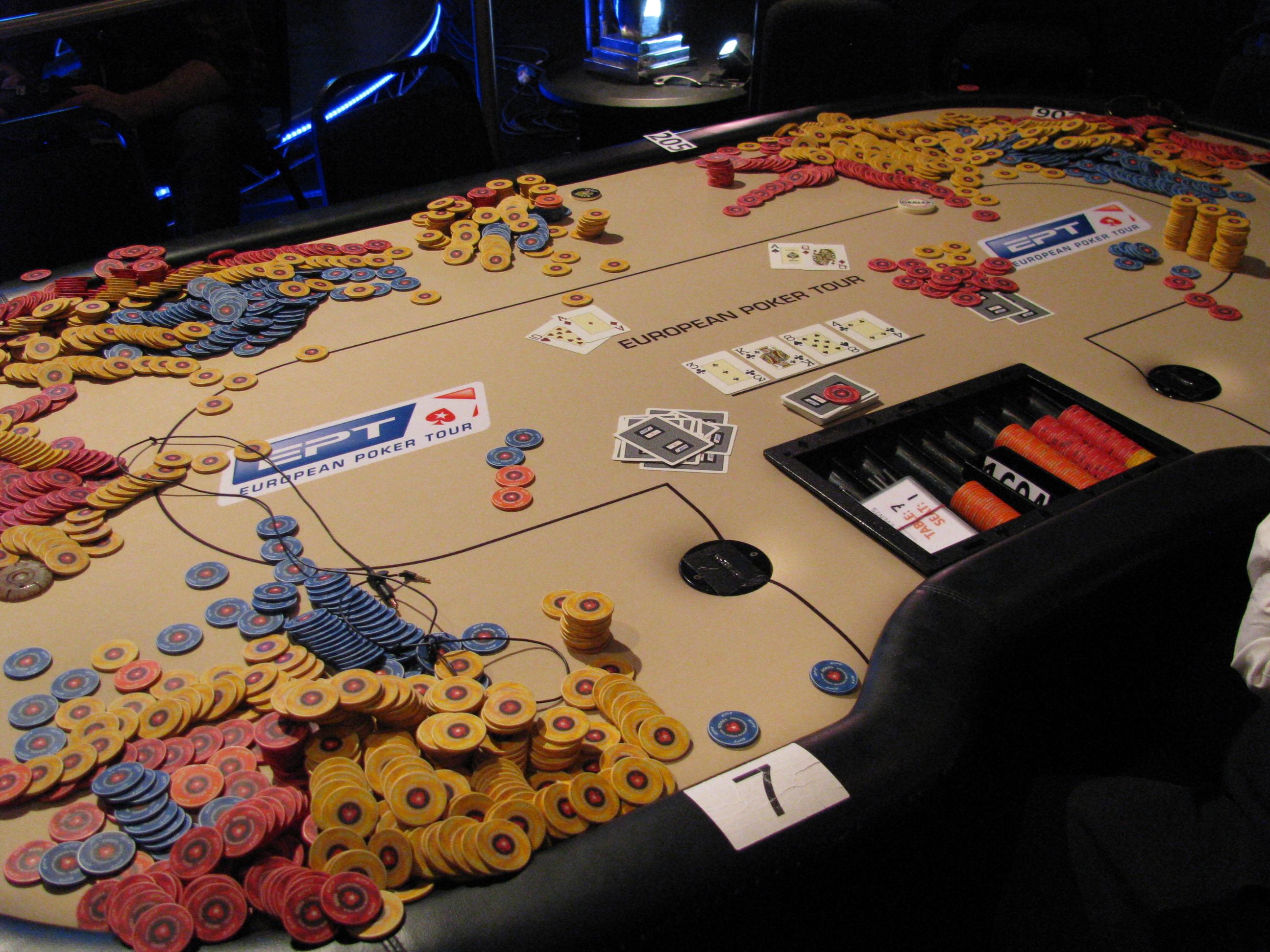 Rapina casino berlino