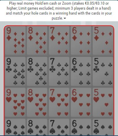 puzzle-card-hunt-pokerstars