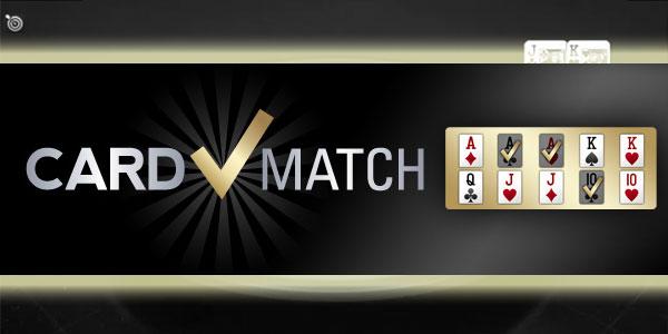 Pokerstars Card Match