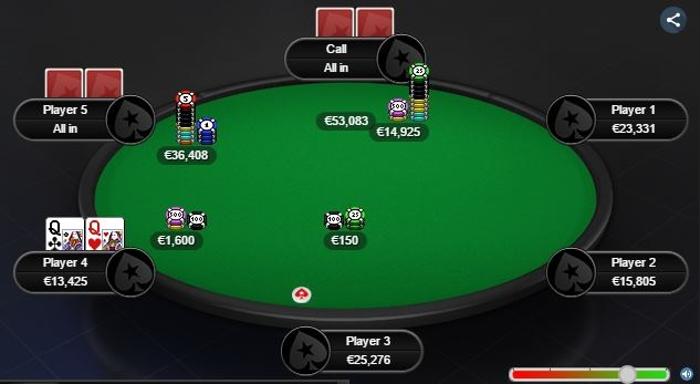 Punti di poker all'italiana