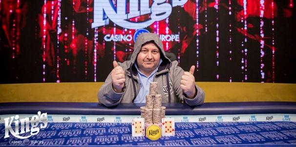 "Alessandro Ferrara vince 49.000€ al King\'s tra 2.400 entries: ""Ho ..."