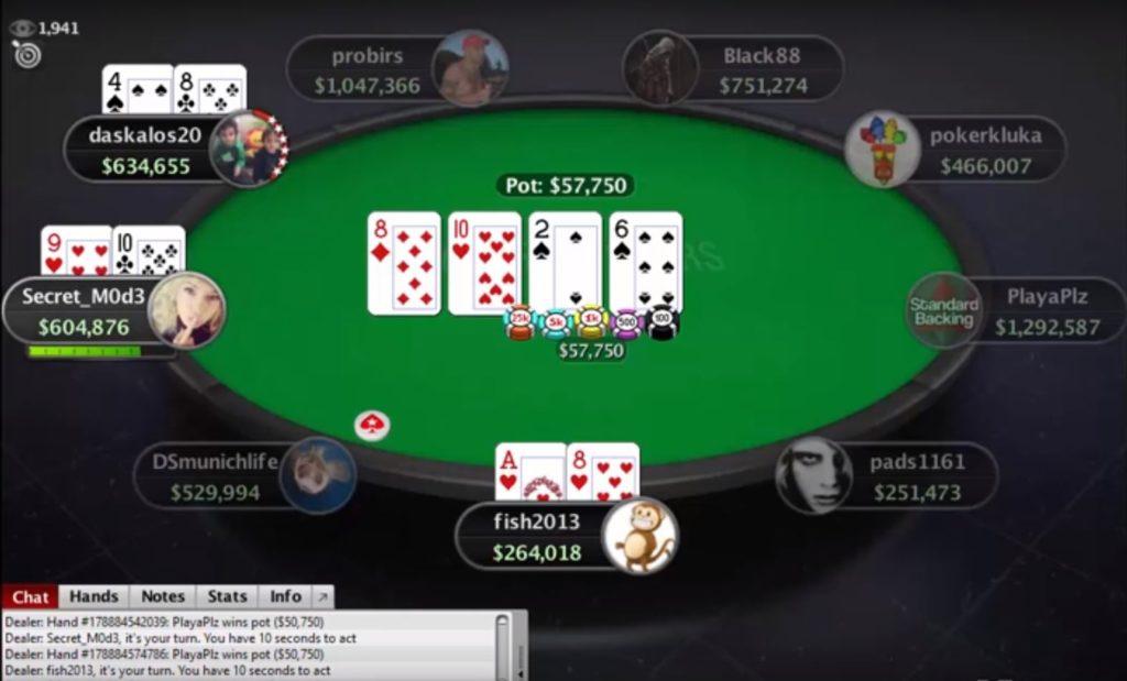 Poker a carte scoperte
