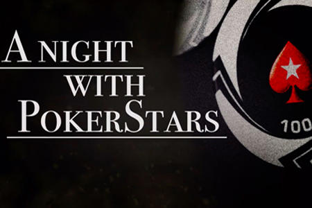 a night with pokerstars