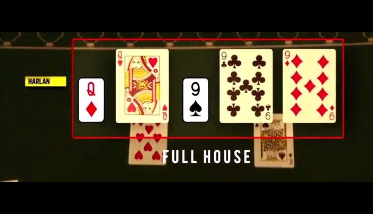 full house harlan mollys game