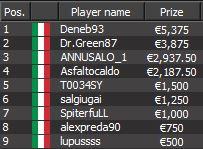 alessandro pichierri vince sunday big 888poker payout