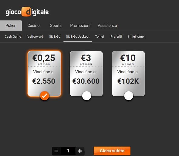 Gd gioco digitale casino macao
