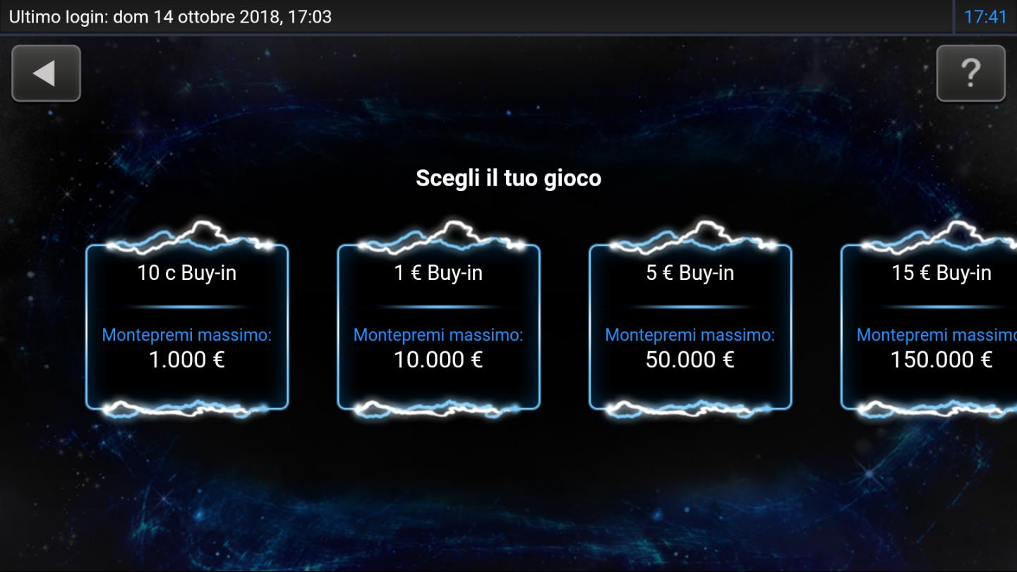 recensione 888poker android lobby blast