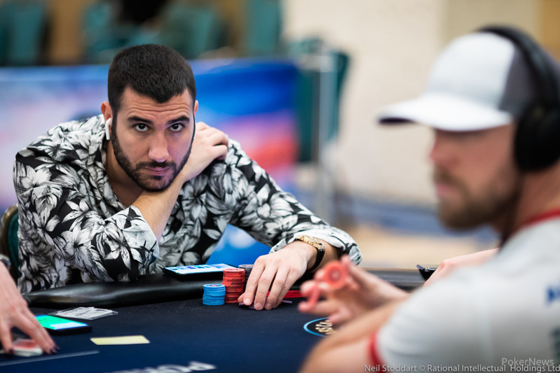 dario sammartino high roller pca