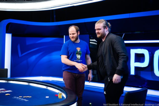 sam greenwood vince super high roller pca