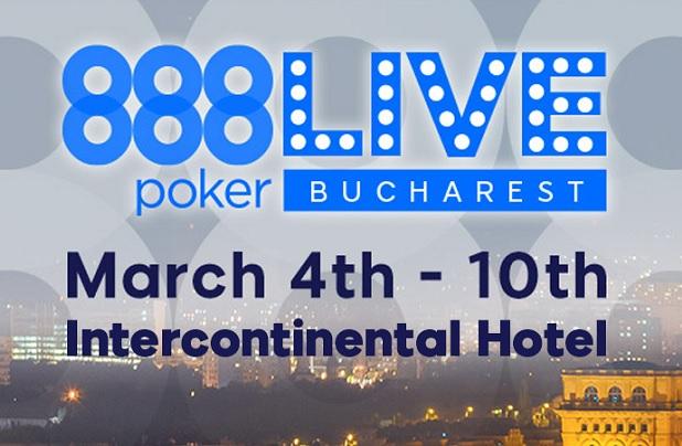 Segui la diretta streaming del Final Day 888Live Bucarest