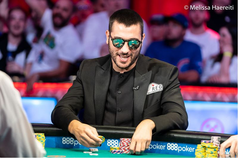 dario sammartino tavolo finale main event wsop day9