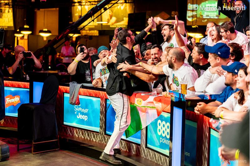 double up dario sammartino final table main event wsop curva