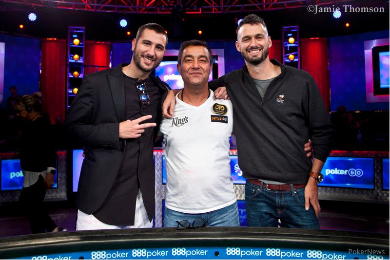 dario sammartino final three main event wsop