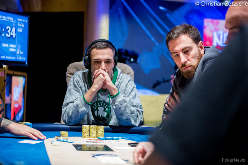 Gianluca Speranza day 4 main event wsope