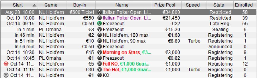 problema tecnico pokerstars