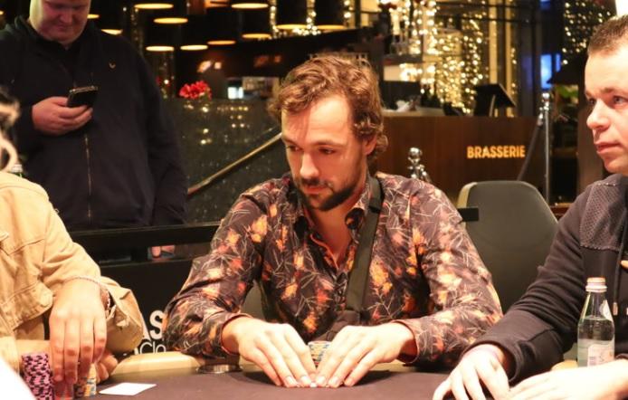 Master Classics Of Poker Delusione Azzurra Nel Day 2 Di