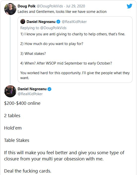 screen sfida negreanu polk