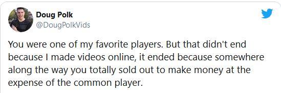 tweet doug polk negreanu era mio giocatore preferito
