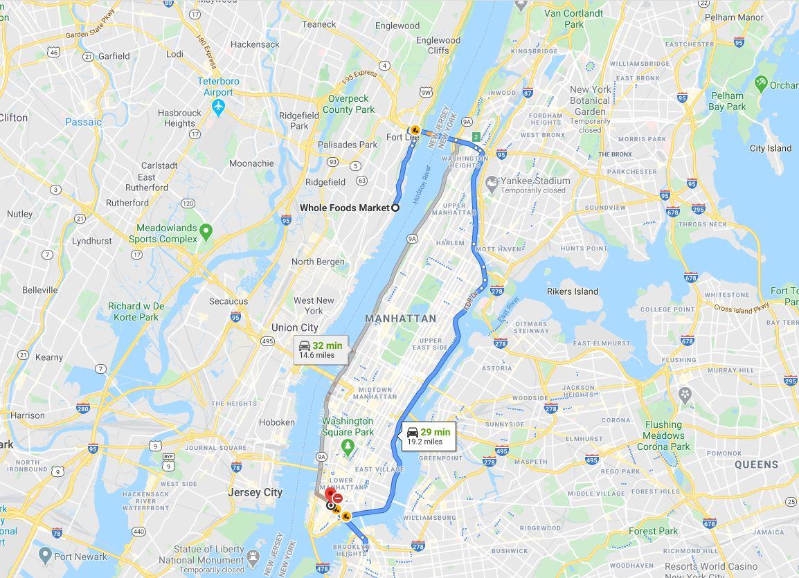 viaggio de paulo braccialetto new york