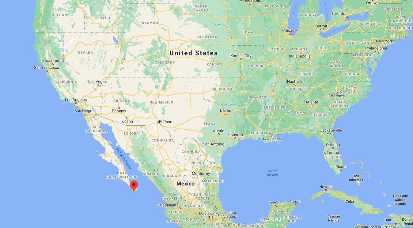 cabo san lucas google maps