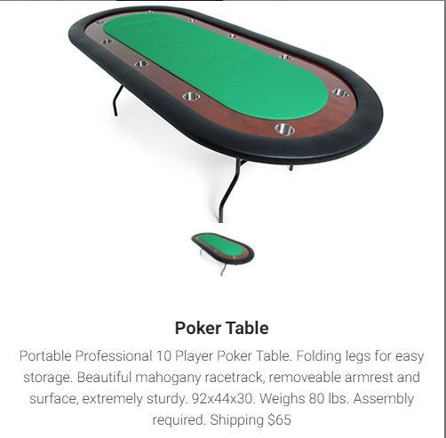 tavolo da poker mike sexton